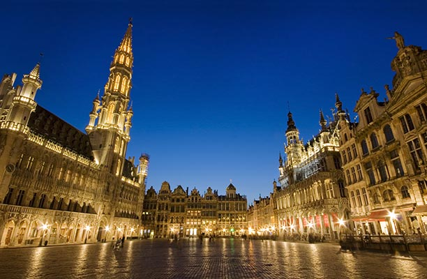 brussels grand-place