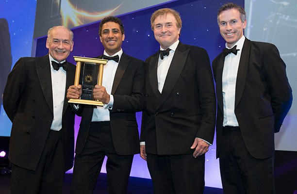 Energy law firm team of the year