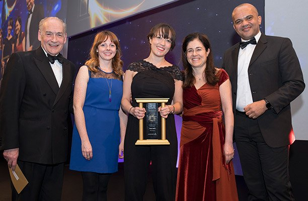 In-House Legal Team of the year 2017