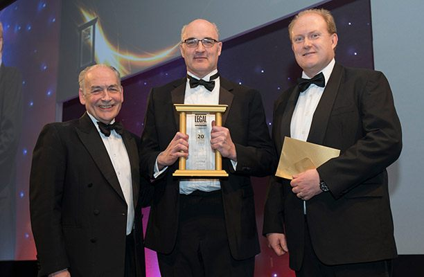 Insurance legal team of the year