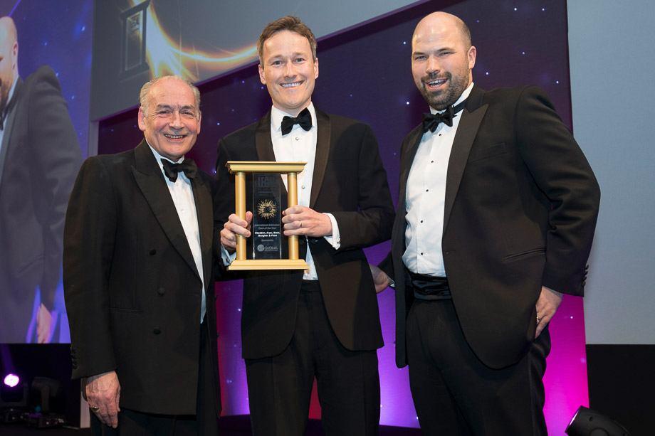 International Arbitration Winner 2017