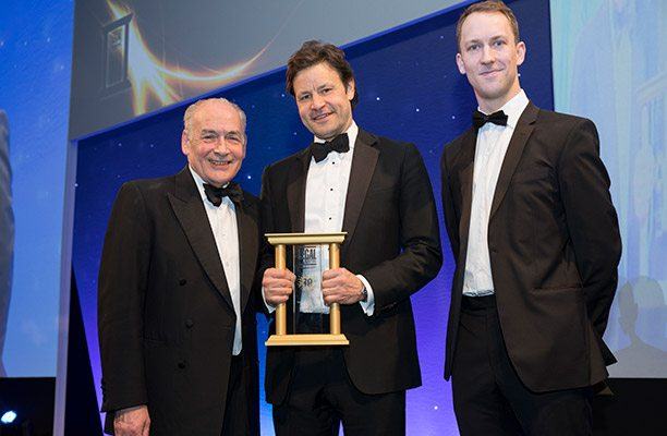 Restructuring legal team of the year
